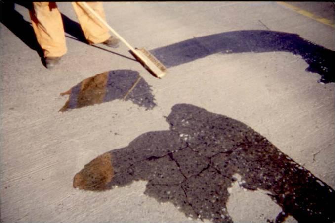 Thermal Chem Announces New Penetrating Concrete Crack Adhesive