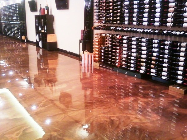 Sika Flooring Introduces New Metallic Effects Floor System