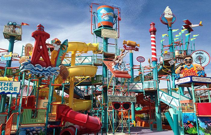 Fun Ride Coating An Amusement Park Coatingspro Magazine