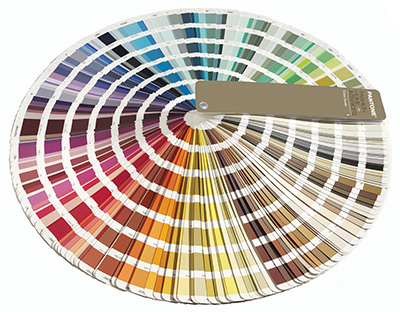 ... Paper For Designing Fashion Accessories, Home Furnishings, Cosmetics,  Products, Paints, Interiors And More. The Handy, Take Along Fan Deck Format  Makes ...