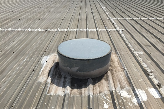Tireless Crew Completes Silicone Roof Coating | CoatingsPro
